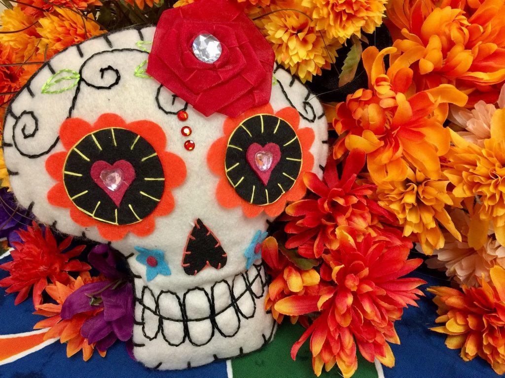 メキシコ死者の日