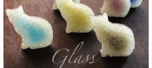 ガラスオブジェ,temmaglass
